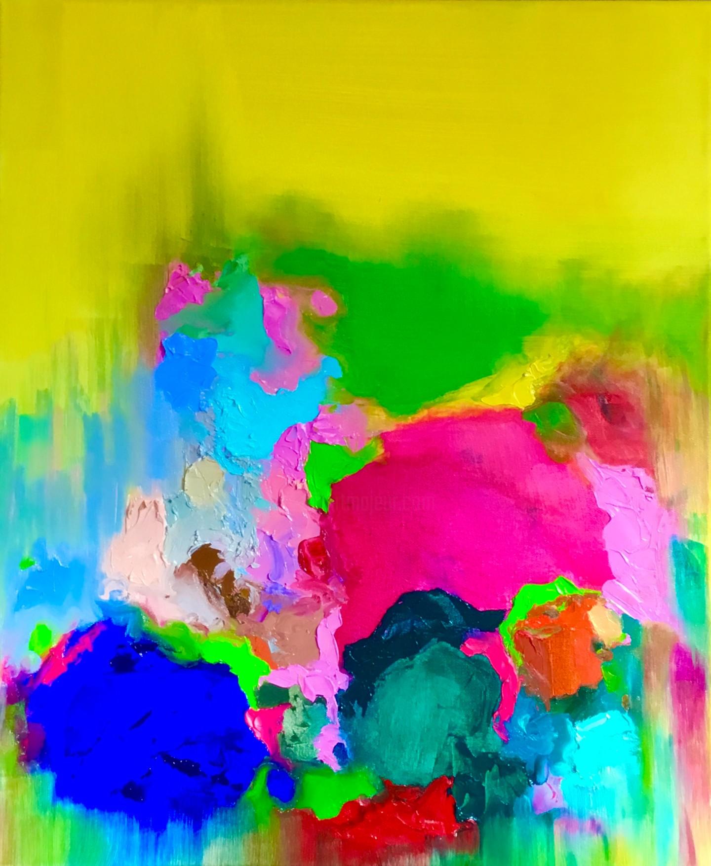 Vera Klimova - Farben des Lebens