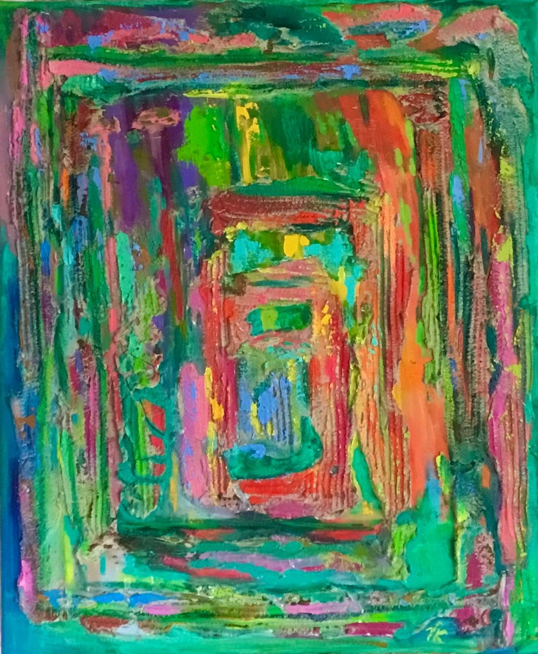 Vera Klimova - Im Labyrinth des Lebens